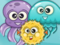 Aqua Friends  Game