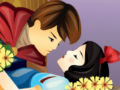 Snow White Kiss  Game