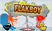 Click Here to Play Flakboy: Reboot !