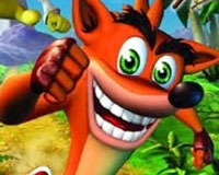 Play Crash Bandicoot Flas...