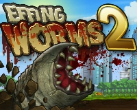 Effing Worm 2 Game Online
