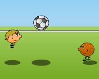 Play One on One soccer