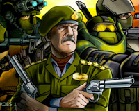 Play Strike Force Heroes ...