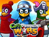 Joue  Crazy Penguin Wars