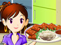 Jugar a Pan de carne: Cocina con Sara