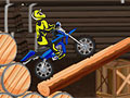 Jogar Enduro 2: Serraria