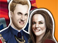 Play Kate & William Dress Up