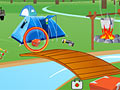 Jugar a Camping: encuentra las diferencias