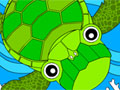 Jugar a Rosy Coloring: Turtle and Friends