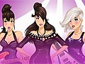 Play Girl Rock Band Dress Up