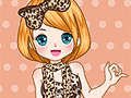 Gioca Leopard Fashion Dress Up