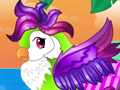 Play Exotic Parrot Feathers