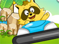 Spiele Raccoon Crash
