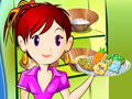 Play Sugar Cookies: Sara\'s Cooking Class