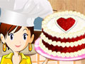 Red Velvet Cake: Sara's Cooking Class