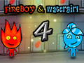 Fireboy &amp; Watergirl 4: Crystal Temple
