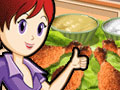 Jugar a Pollo al horno: Cocina con Sara