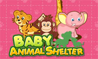 play Baby Animal Shelter