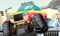 Jugar/Play Estacionar mi Monster Truck