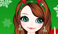 Christmas Make-Up