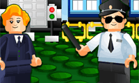 Brick Builder: Police Edition