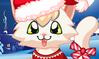 Juegos A Kitty Christmas