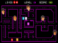 One Direction Pac-Man