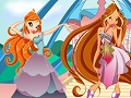 Mode Winx Club: Bloom vs. Flora