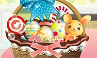Game Easter Basket Maker