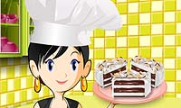 Sara\'s Cooking Class: Ice Cream Cake