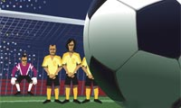 Free Kick Game : Fake out the goalie to yield aim at soccer stardom!