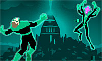 Play Green Lantern: Boot Camp Games