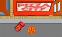Pizza City Game : Deliver piping-hot pizza with pizzazz!