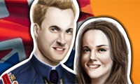 Game Kate & William Dress Up