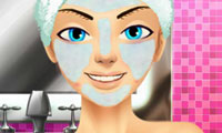 Play Modern Cinderella Makeover Games