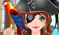 Play Pirate Girl Make Up Games
