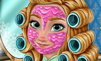 Anna Frozen: Real Makeover