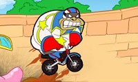 Play Bobby Nutcase Moto Jumping Games