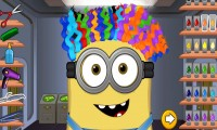 Minion di Salon Rambut