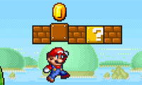 Super Mario pc game