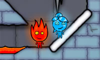 Game Fireboy & Watergirl 3: The Ice Temple