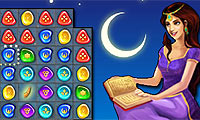 1001 Arabian Nights Game : The Arabian Desert is full of mysterious treasures that are yours for the taking.