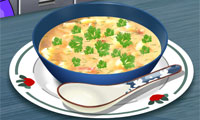 Play Sara's Cooking Class: Potato Soup Games