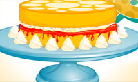Play Emma&#039;s Recipes: Sponge Cake Games