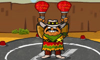 Game Amigo Pancho 3: Sheriff Sancho