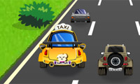 Play Taxi Madness Games