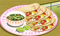 Play Sara's Cooking Class: Fish Tacos Games
