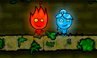 Play Fireboy and Watergirl The Forest Temple