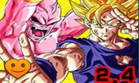 Le combat de Dragon Ball 2.3