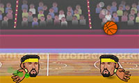 Play Sports Heads Basketball Games